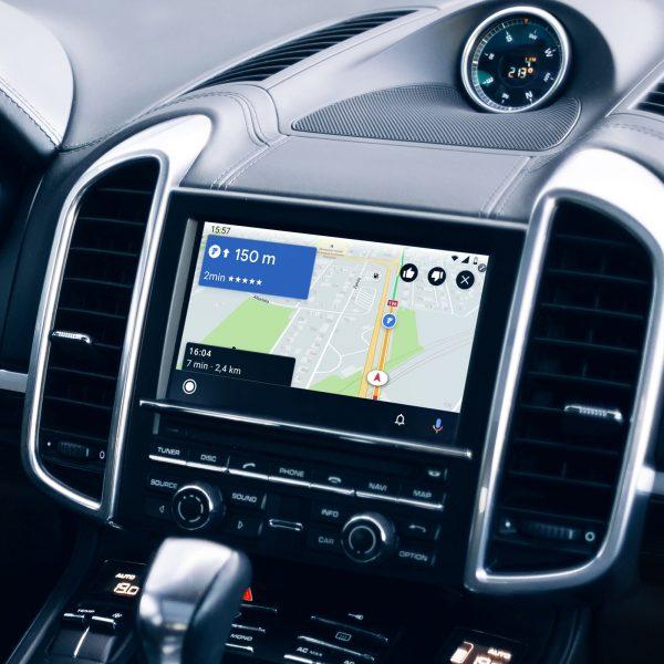 Yanosik już dostępny w Android Auto